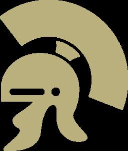 roman helmet gold copy
