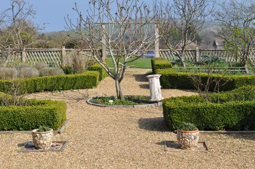 Roman Villa Garden